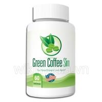 Thuốc giảm cân Green Coffee Bean Slim 2017 tác dụng siêu tốc