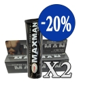 Khuyến mãi 20% giá trị khi mua 2 gel titan maxman