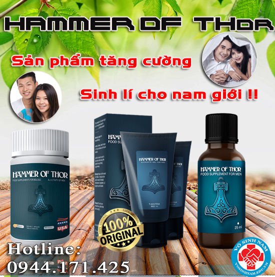 review về hammer of thor