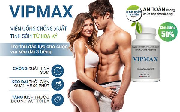 sản phẩm vipmax